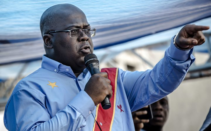 Felix Tshisekedi was named the winner of the Democratic Republic of Congo's presidential election. 11 January 2019