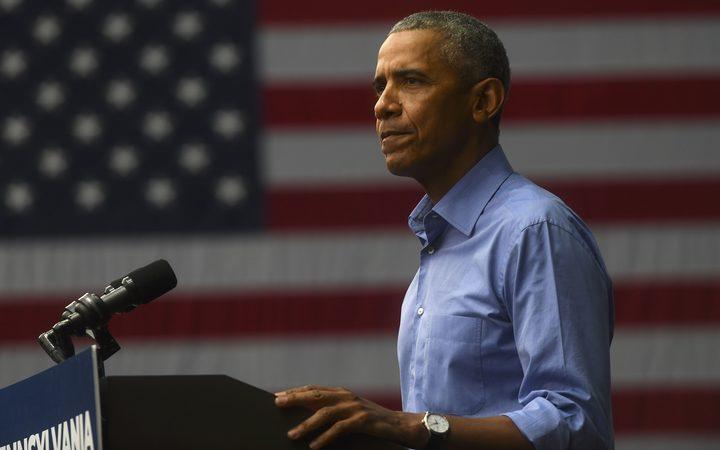 Former US President Barack Obama 1610