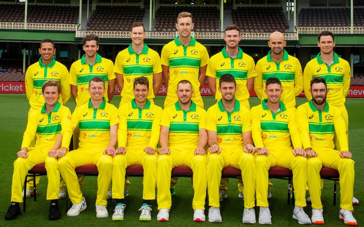 For better or worse the canary yellow Australia ODI kit is back.