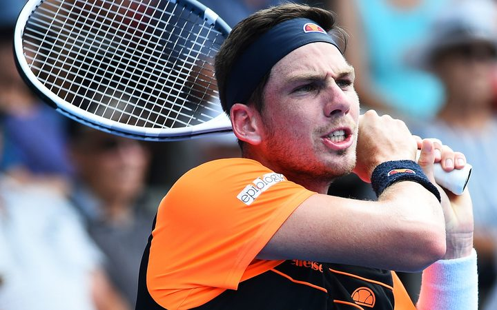 Norrie, Sandgren to contest Auckland final