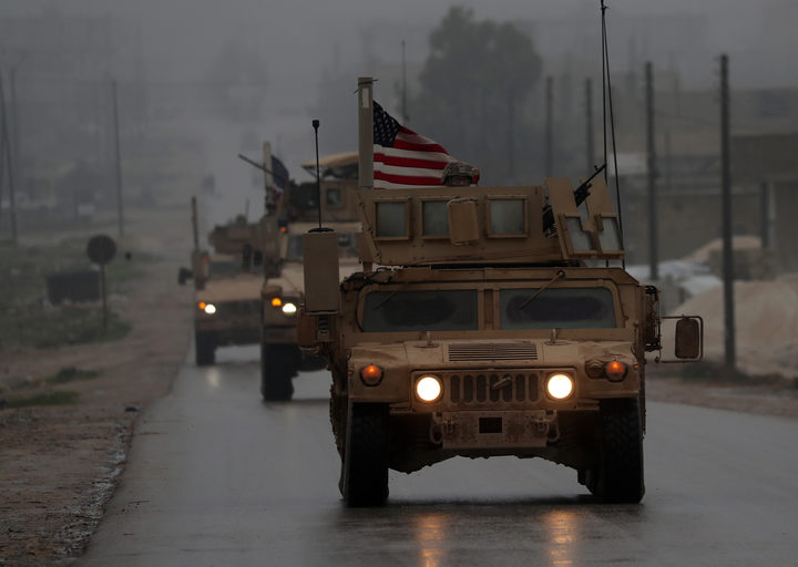 US Moves in Syria Irk Russia, Turkey