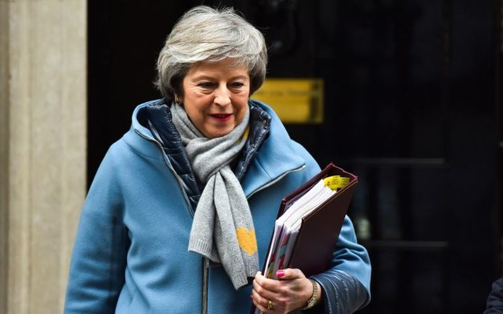 No deal scenario could make united Ireland more likely - May