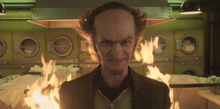 Neil Patrick Harris is Count Olaf in Lemony Snicket's A Series of Unfortunate Events for Netflix.