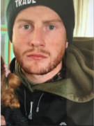 Finn Yeats, 20, from Carterton. Mr Yeats has been reported missing and his family have concerns for his welfare.