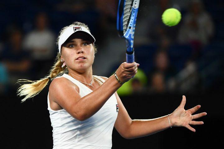 Kenin tops Barty to reach Australian Open final