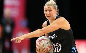 Back after a thee year absence Casey Kopua is trying to turn around the Silver Ferns fortunes.