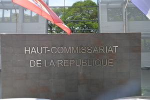 The French High Commission in French Polynesia