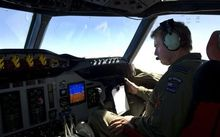 The NZ airforce plays a significant role in search and rescue - here helping out in the search for MH370.