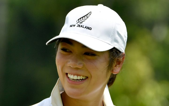 Wenyung Keh who will play in the inaugural Augusta National Women's Amateur tournament.