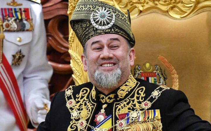 Loving Sultan of Pahang elected as Malaysia's new king