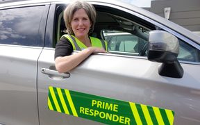 Prime doctor Dr Sarah Creegan operates out of Waimate in South Canterbury.