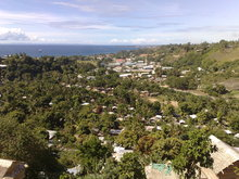 Honiara, the capital of Solomon Islands