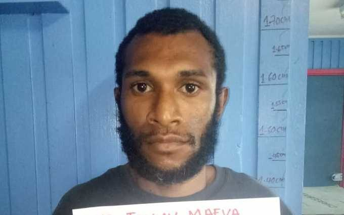 Notorious Papua New Guinea criminal Tommy Baker