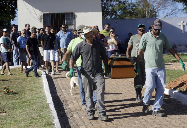 Death toll from Brazil dam collapse reaches 84