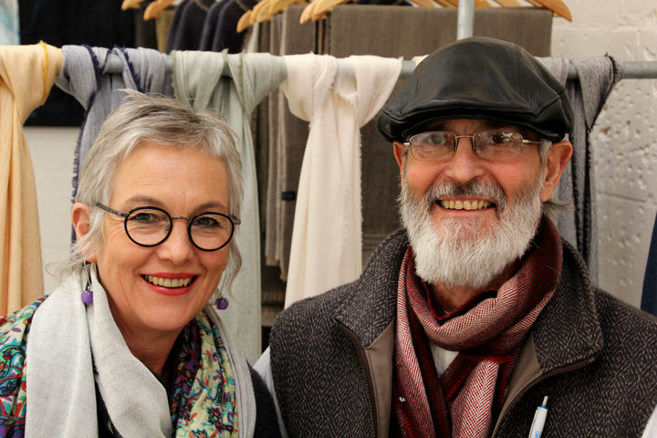 Sue and Rod McLean