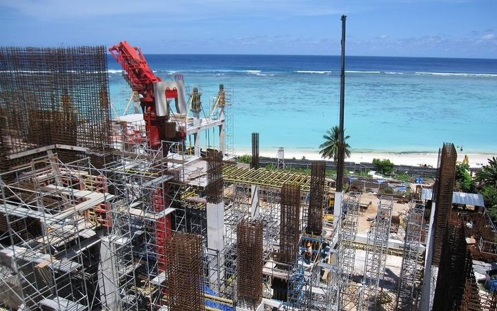Worker restrictions put construction at risk on Guam | RNZ News