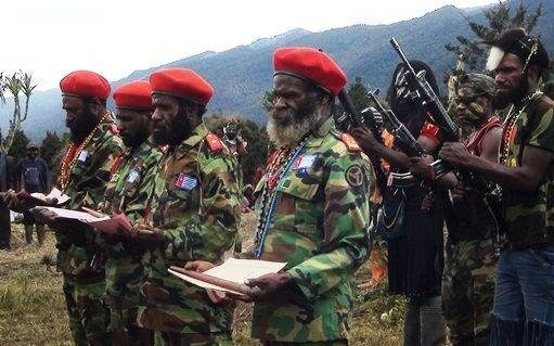 Highlands-based Defense Region Command of the West Papua National Liberation Army, or TPNPB.