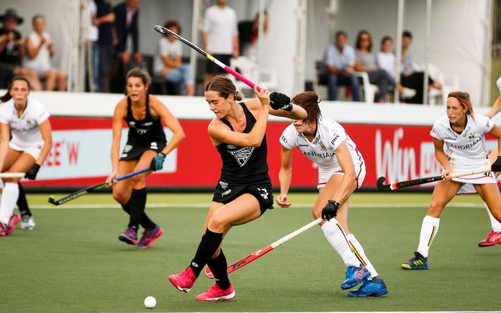 Black Sticks hockey player Samantha Charlton.