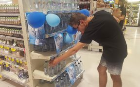 Buying water in Martinborough