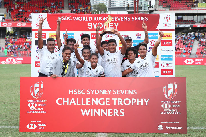 Fiji finished 9th in Sydney after beating England in the Challenge Trophy Final.
