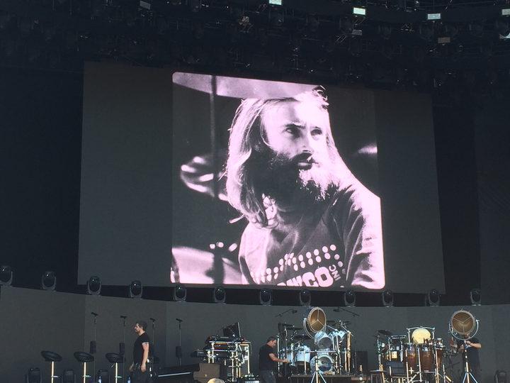 Live Stream Christchurch News: REVIEW: Phil Collins Live At Christchurch Stadium