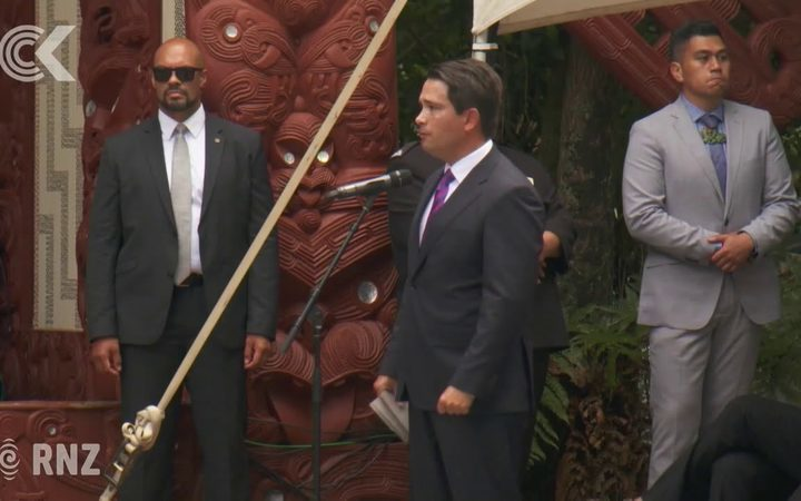 Bridges backs compulsory NZ history curriculum