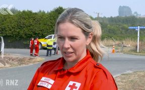 Redcross supporting 'psychological first aid' during fires