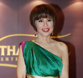FILE - In this March 24, 2010, file photo, Thai Princess Ubolratana attends the Thai Gala Night in Hong Kong. Thai Raksa Chart party selected Friday, Feb. 8, 2019, the princess as its nominee to serve as the next prime minister,