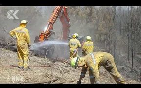 Nelson Tasman fire situation improves