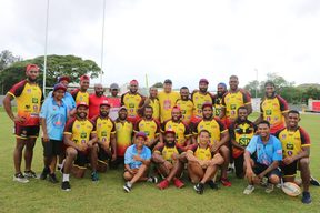 The PNG Hunters have a new look squad for 2019.