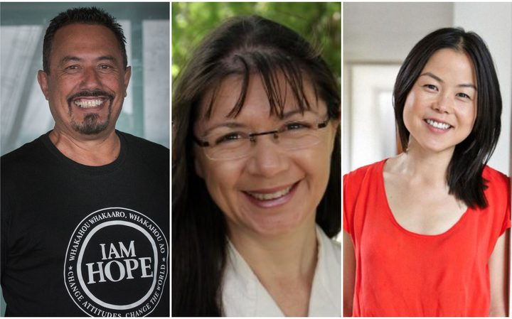 Finalists for the 2019 New Zealander of the Year