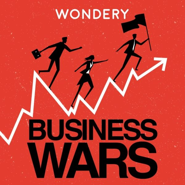 Business Wars logo (Supplied by Wondery)
