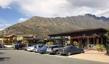 Alistair Porter developed the Remarkables Park Shopping Centre on the outskirts of Queenstown.
