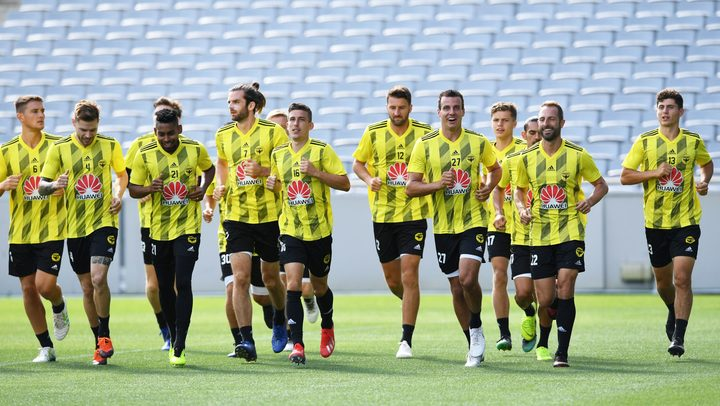 The Wellington Phoenix are having a much improved 2019 season.