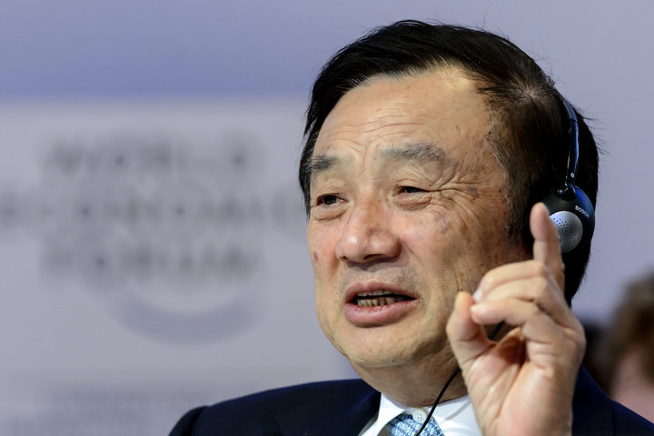 Huawei founder says world can't live without it