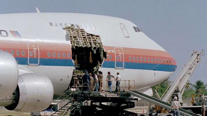 Flight 811 damage