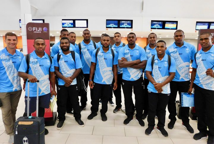 Flying Fijians depart for Las Vegas