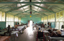 Angau Hospital, Lae, Papua New Guinea