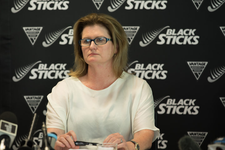 Hockey New Zealand People & Culture Committee chairwoman Shane Collins.