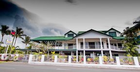 Hotel Millenia in Apia will host technical officials during the 2019 Pacific Games.
