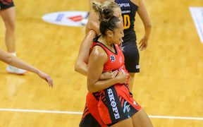 Tactix have suffered a cruel blow with Erikana Pedersen's season in doubt with knee injury.