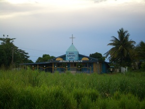 Fiji Church,