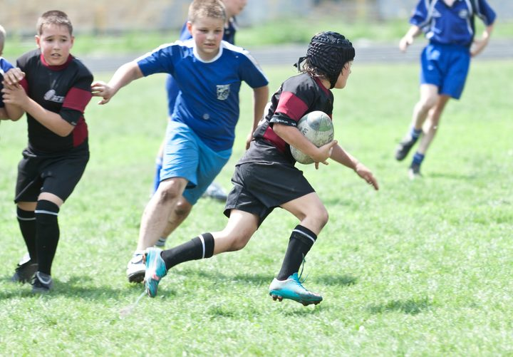 mixed kid teams rugby