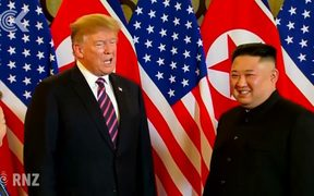 Trump declares talks with Kim Jong Un as 'very successful'