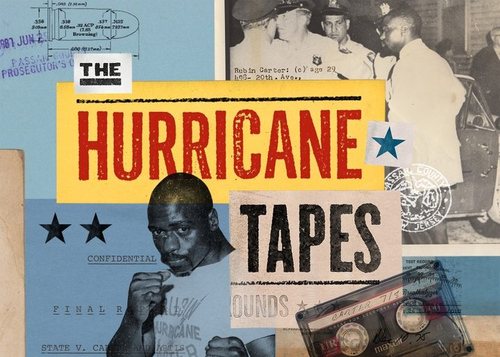 The Hurricane Tapes wallpaper (Supplied BBC World Service)
