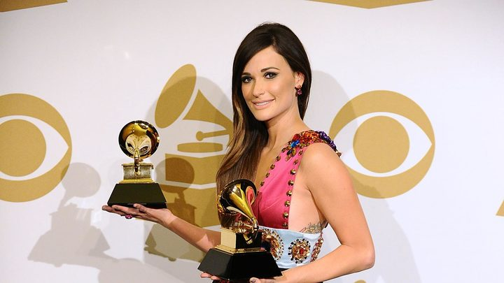 Kacey Musgraves has won four Grammy Awards this year