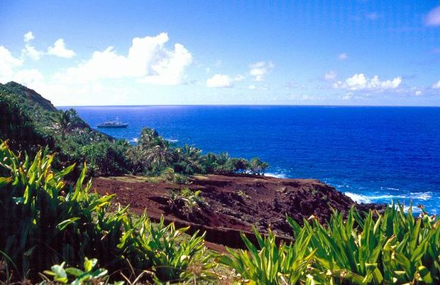 St Pauls Point, Pitcairn Island