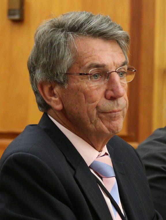 Ombudsman Peter Boshier