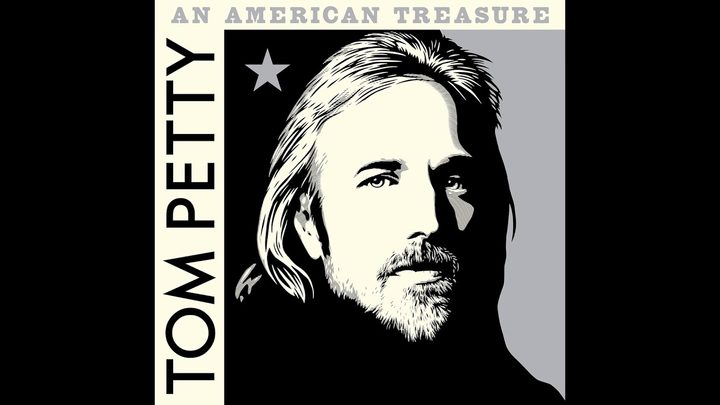 Tom Petty - An American Treasure, cover image