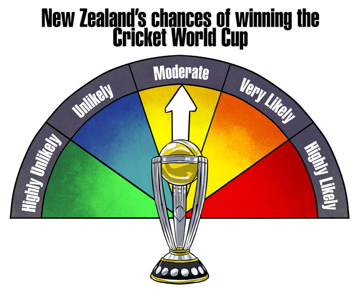 Year of the Cups Cricket World Cup graphic.